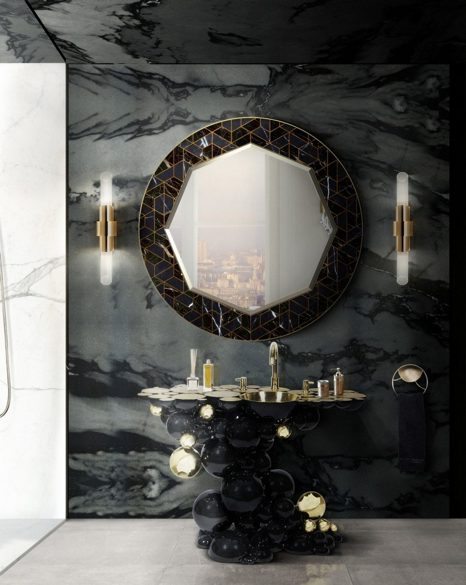 Tendencias Decorar: Espejos elegantes y modernos para complementar el diseño tendencias decorar Tendencias Decorar: Espejos elegantes y modernos para complementar el diseño 43 tortoise mirror 1 HR