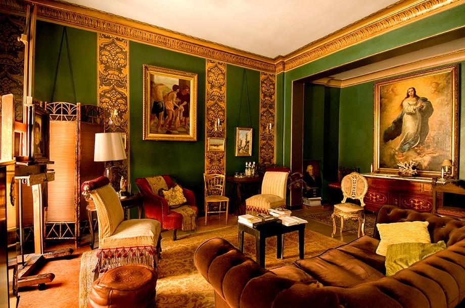 Top Interioristas: Amaro Sánchez de Moya crea ambientes lujuosos top interioristas Top Interioristas: Amaro Sánchez de Moya crea ambientes lujuosos amaro sanchez de moya palacete1