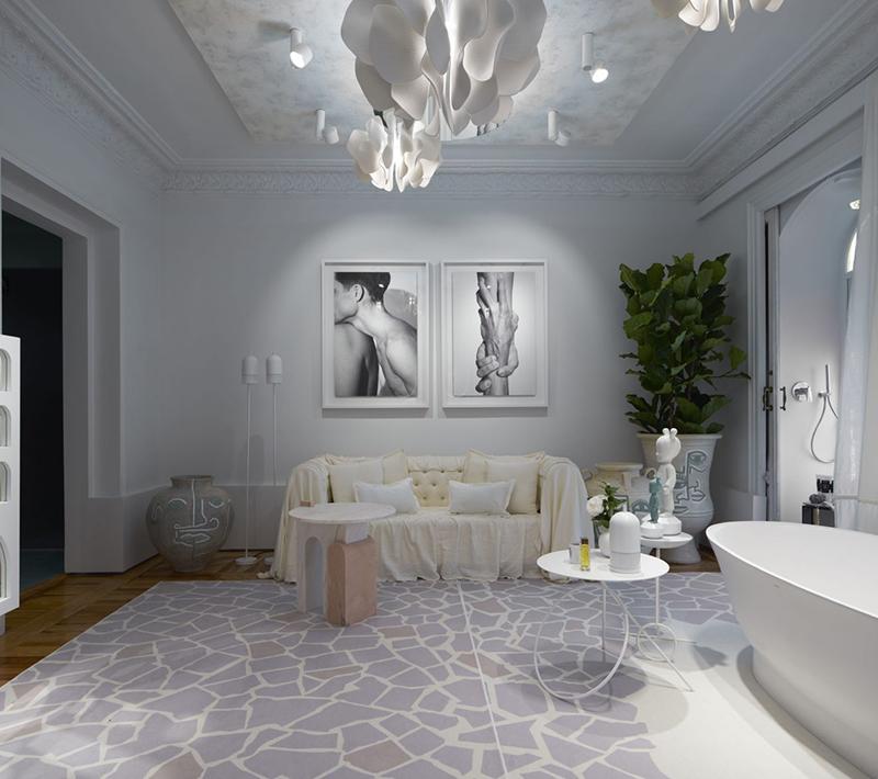 """Casa Decor 2020: El innovador y elegante Espacio """"AGUA"""" de Laufen y Sinmas casa decor Casa Decor 2020: El innovador y elegante Espacio «AGUA» de Laufen y Sinmas image4 1320x1172 1"""