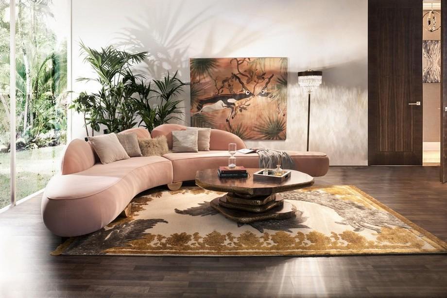 Mesas de Centro para un proyecto y ambiente lujuoso y elegante mesas de centro Mesas de Centro para un proyecto y ambiente lujuoso y elegante latza