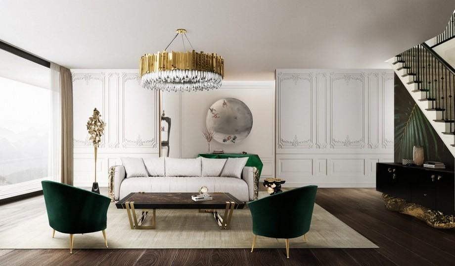 Diseño de interiores: Sofas modernos para la decoración de una sala de estar elegante diseño de interiores Diseño de interiores: Sofas modernos para la decoración de una sala de estar elegante CV ambiente covet living 1