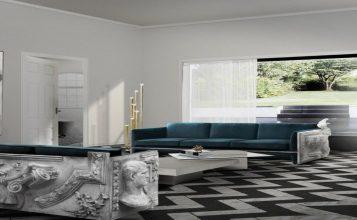Diseño de interiores: Sofas modernos para la decoración de una sala de estar elegante diseño de interiores Diseño de interiores: Sofas modernos para la decoración de una sala de estar elegante Featured 5 357x220