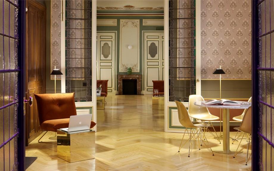 Estudio de Interiorismo: El Equipo Creativo crean proyectos lujuosos estudio de interiorismo Estudio de Interiorismo: El Equipo Creativo crean proyectos lujuosos Sala Gold Hotel Axel 670