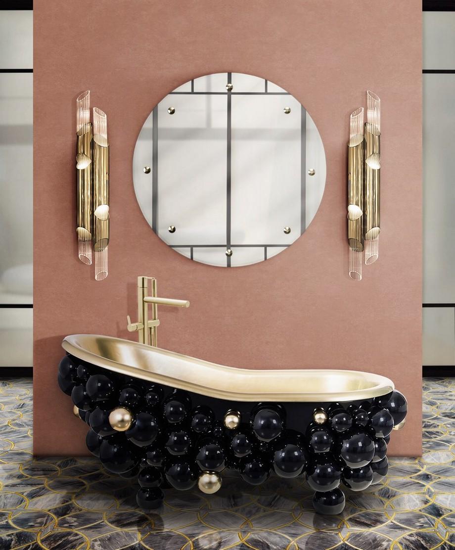 Tendencias de Diseño Moderno para hacer una decoración de primavera en Baño tendencias de diseño Tendencias de Diseño Moderno para hacer una decoración de primavera en Baño art furniture