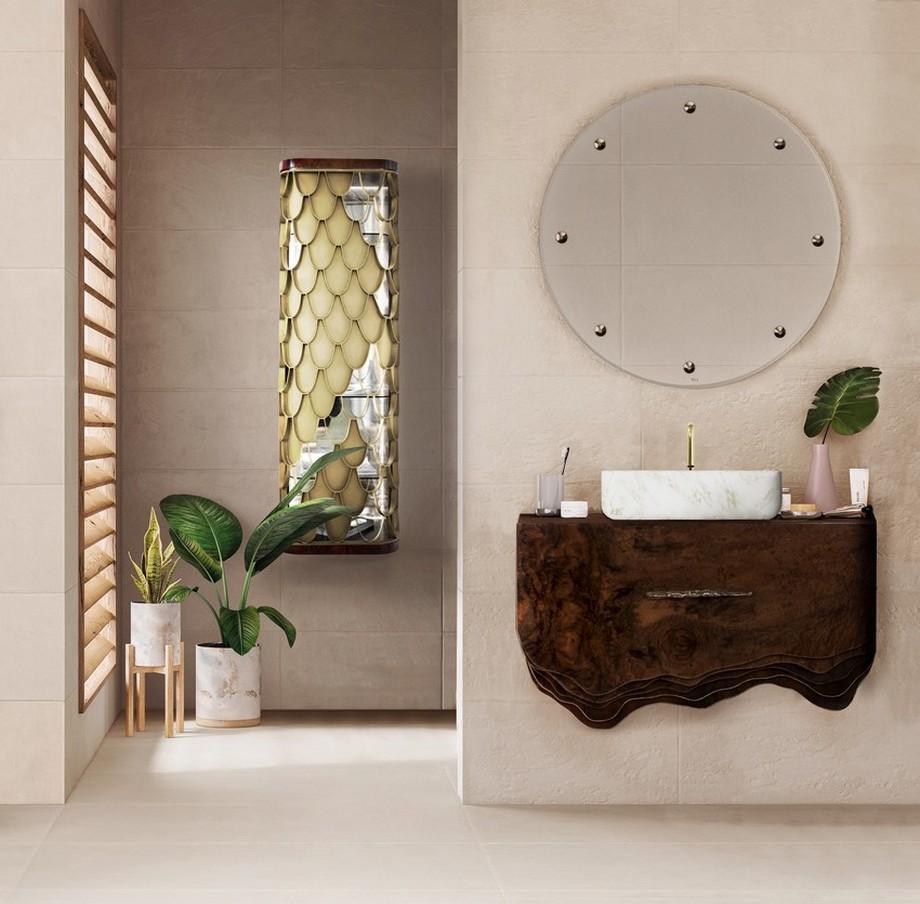 Tendencias de Diseño Moderno para hacer una decoración de primavera en Baño tendencias de diseño Tendencias de Diseño Moderno para hacer una decoración de primavera en Baño rawwood