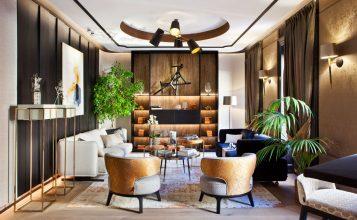 Estudio de Interiores: Disak crea proyectos lujuosos y poderosos top arquitectos Top Arquitectos: A-Cero una empresa de arquitectos lujuosos Featured1 357x220
