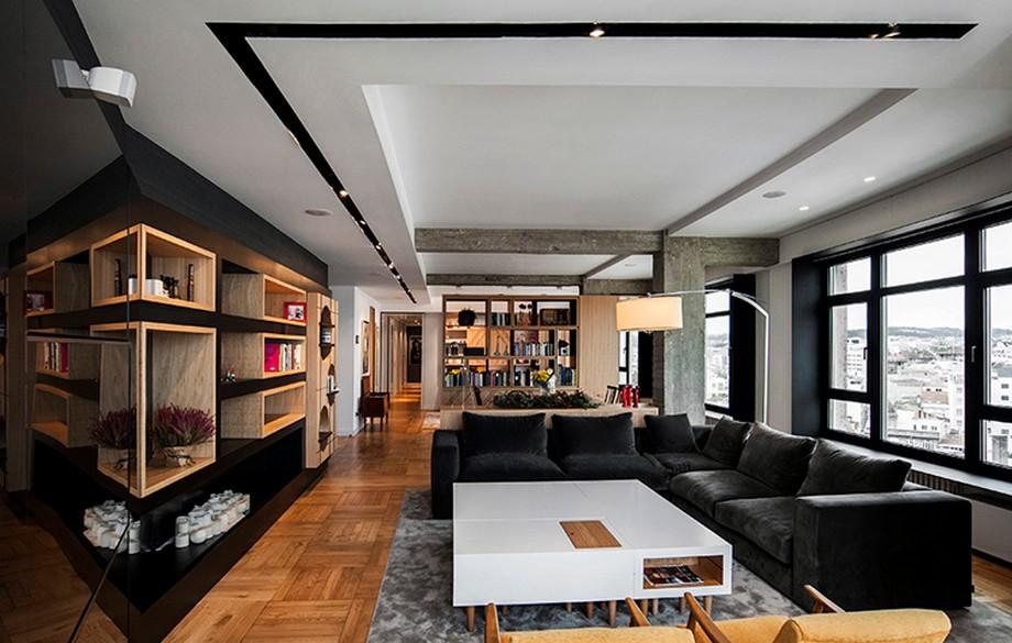 Estudio de Interiores: MAS Arquitectura con proyectos lujuosos estudio de interiores Estudio de Interiores: MAS Arquitectura con proyectos lujuosos REFORMA PISO PRIMO DE RIVERA ARQUITECTURA DISENO INTERIORISMO H 40