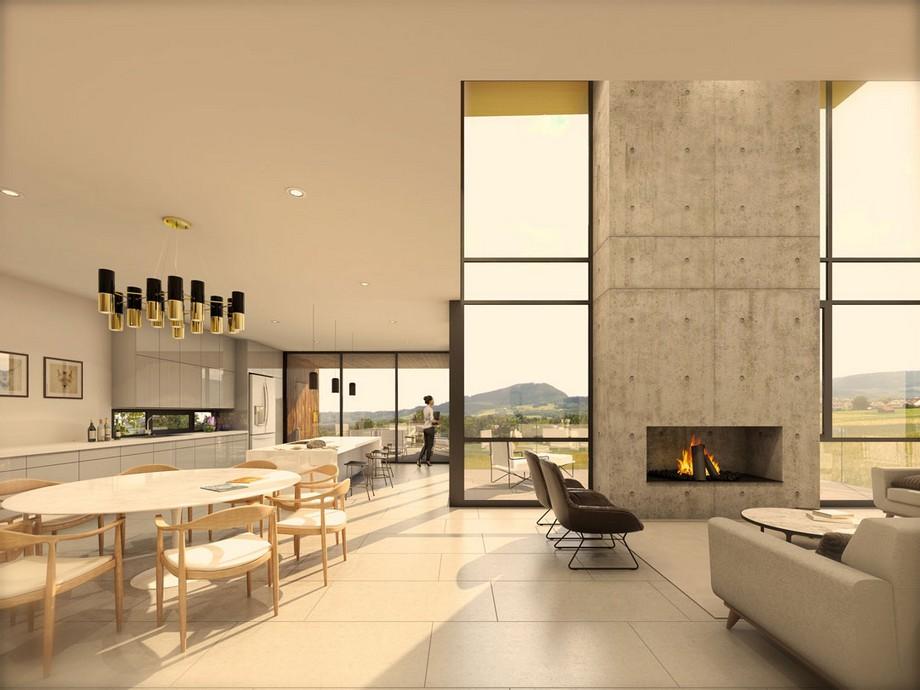 Diseño de Interior: Gracia Estudio un estudio poderoso en México diseño de interior Diseño de Interior: Gracia Estudio un estudio poderoso en México INT 22