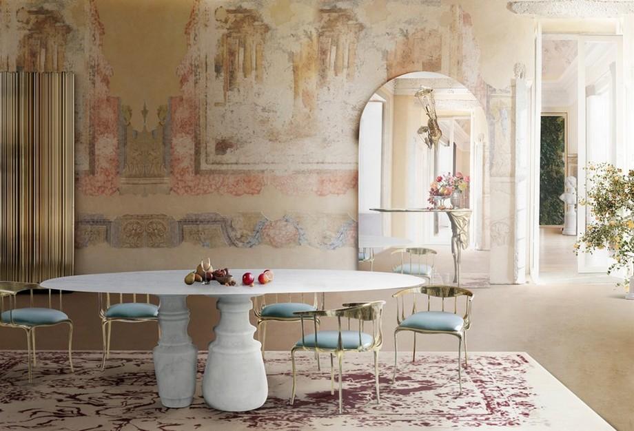 casa de lujo Casa de Lujo: Boca do Lobo presenta una arquitectura de verano exclusiva pietra dining table ambience