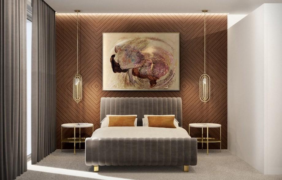 Diseño Dormitorio: Inspiraciónes poderosas y elegantes diseño dormitorio Diseño Dormitorio: Inspiraciónes poderosas y elegantes Essential Home Presents  Sophia The Velvet Charm feat 1