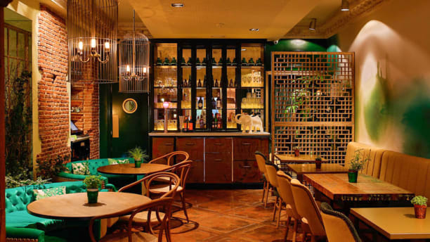 Restaurante de lujo: Bumpgreen un proyecto exclusivo de Adriana Nicolau restaurante de lujo Restaurante de lujo: BumpGreen un proyecto exclusivo de Adriana Nicolau Featured 10