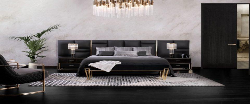 Diseño Dormitorio: Inspiraciónes poderosas y elegantes