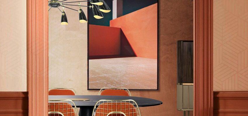 Diseño de Interiores de Vivendas de Medio-siglo lujuosas y perfectas para inspirar