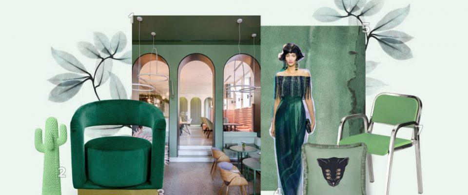 Diseño de Interiores: Pronóstico de Colores que puedes seguir en 2021