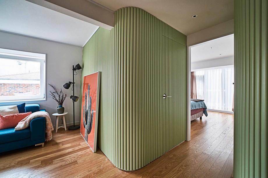 estudio de arquitectura Estudio de Arquitectura: Daniel Valle crea proyectos poderosos en España Hyehwa House Renovation Seoul 1