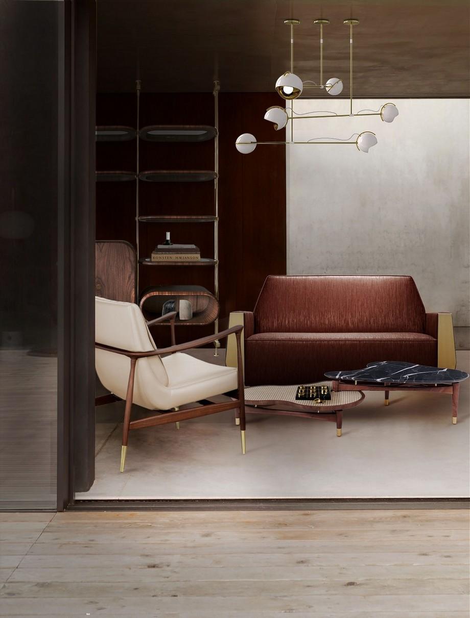Diseño de Interiores de Vivendas de Medio-siglo lujuosas y perfectas para inspirar diseño de interiores Diseño de Interiores de Vivendas de Medio-siglo lujuosas y perfectas para inspirar KTE2RBbA
