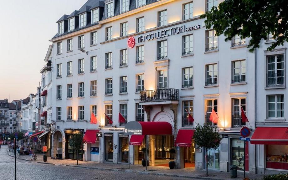 Top Hoteles: Las más importantes cadernas en España top hoteles Top Hoteles: Las más importantes cadernas en España NH Collection Grand Sablon