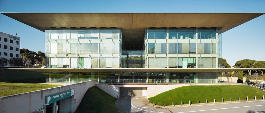 Estudio de Arquitectura: Ricardo Bofill crea proyectos lujuosos y poderosos estudio de arquitectura Estudio de Arquitectura: Ricardo Bofill crea proyectos lujuosos y poderosos Nexus II Barcelona Spain Ricardo Bofill Taller Arquitectura 04 1440x619 1