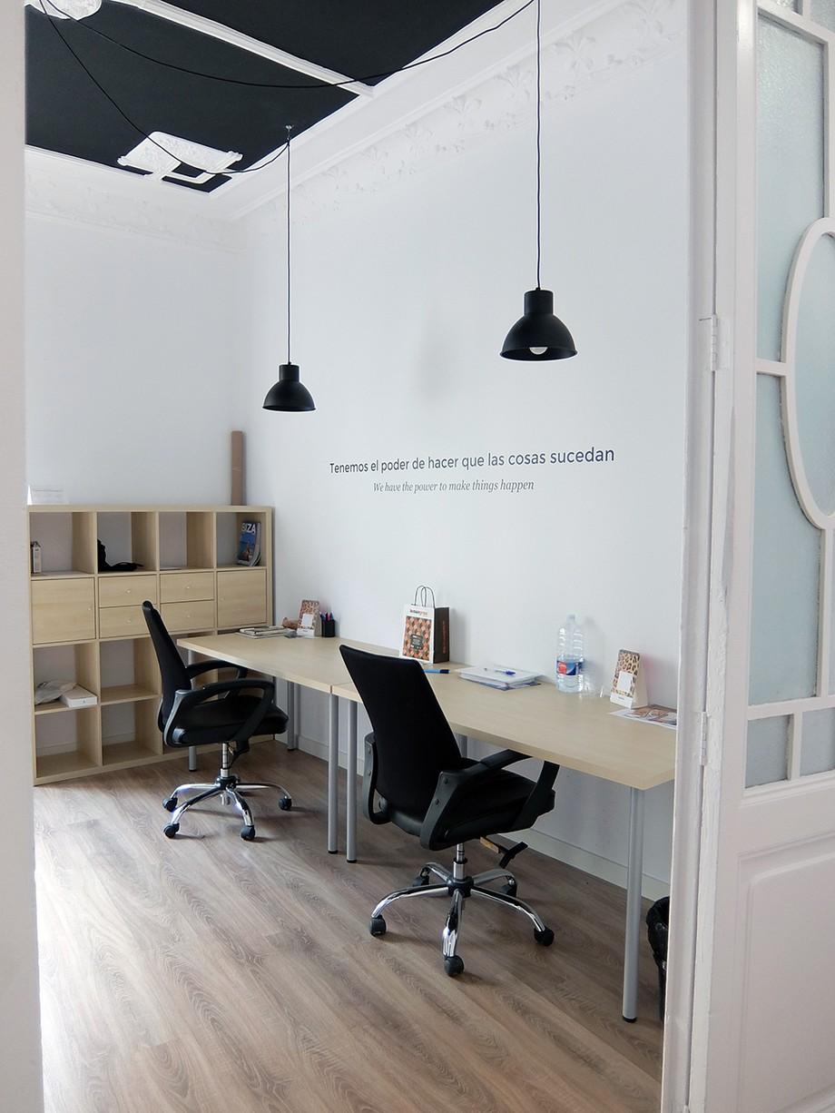 Estudio de Interiores: Peanut Design crea proyecto elegantes y poderosos estudio de interiores Estudio de Interiores: Peanut Design crea proyecto elegantes y poderosos Oficinas Multiconversion Valencia Plaza Ayuntamiento 6