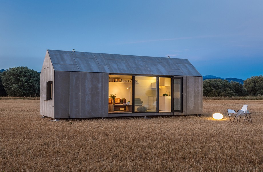 Estudio de Arquitectura: Ábaton crea proyectos lujuosos y exclusivos estudio de arquitectura Estudio de Arquitectura: Ábaton crea proyectos lujuosos y exclusivos aph80 casa transportable