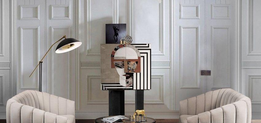 Diseño Moderno de los años 80: Arte, formas geométricas y estilos de vida