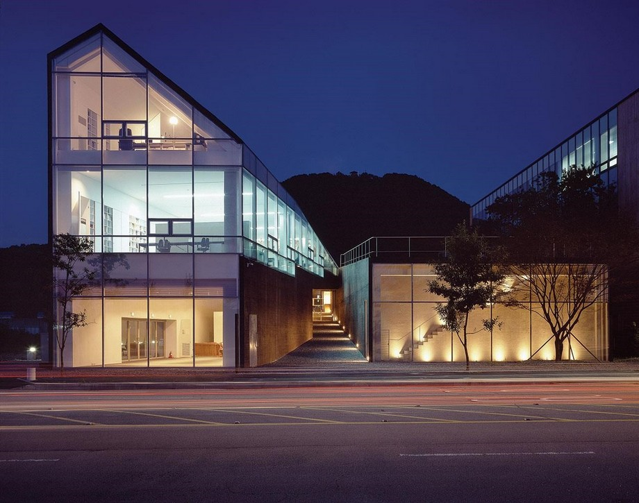 Estudio de Arquitecura: Daniel Valle crea proyectos poderosos en España estudio de arquitectura Estudio de Arquitectura: Daniel Valle crea proyectos poderosos en España lding Paju Korea Daniel Valle Architects main
