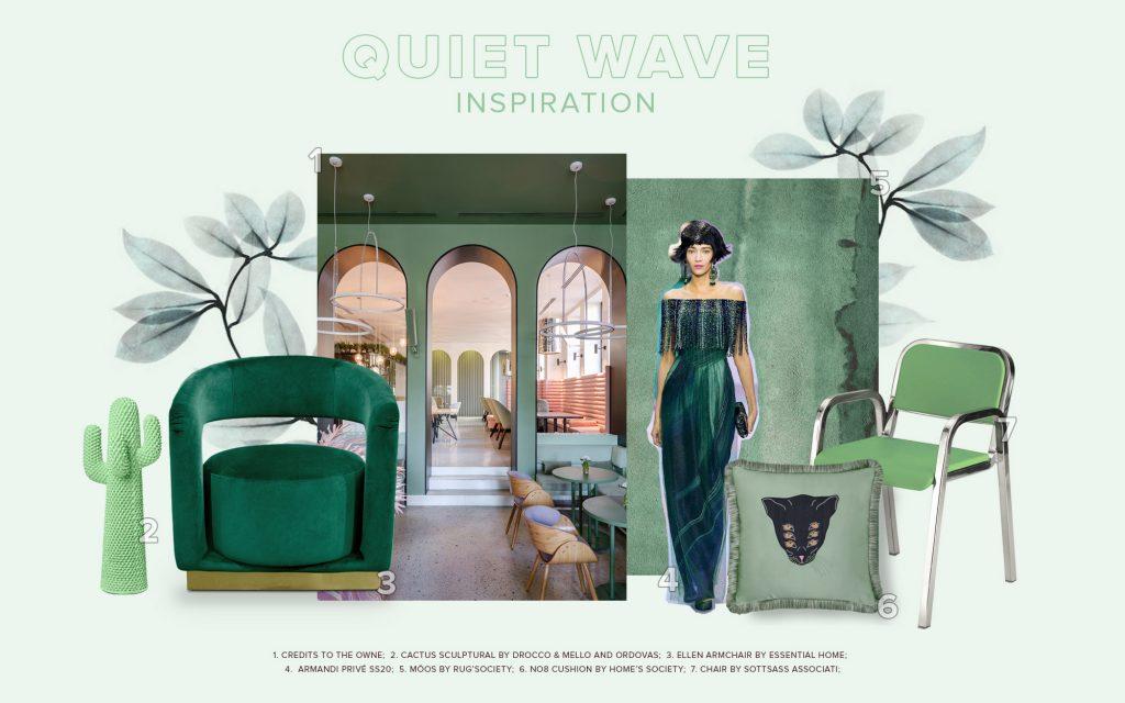 Diseño de Interiores: Pronóstico de Colores que puedes seguir en 2021 diseño de interiores Diseño de Interiores: Pronóstico de Colores que puedes seguir en 2021 moodboard trends 2022 color quiet wave 1024x640 1