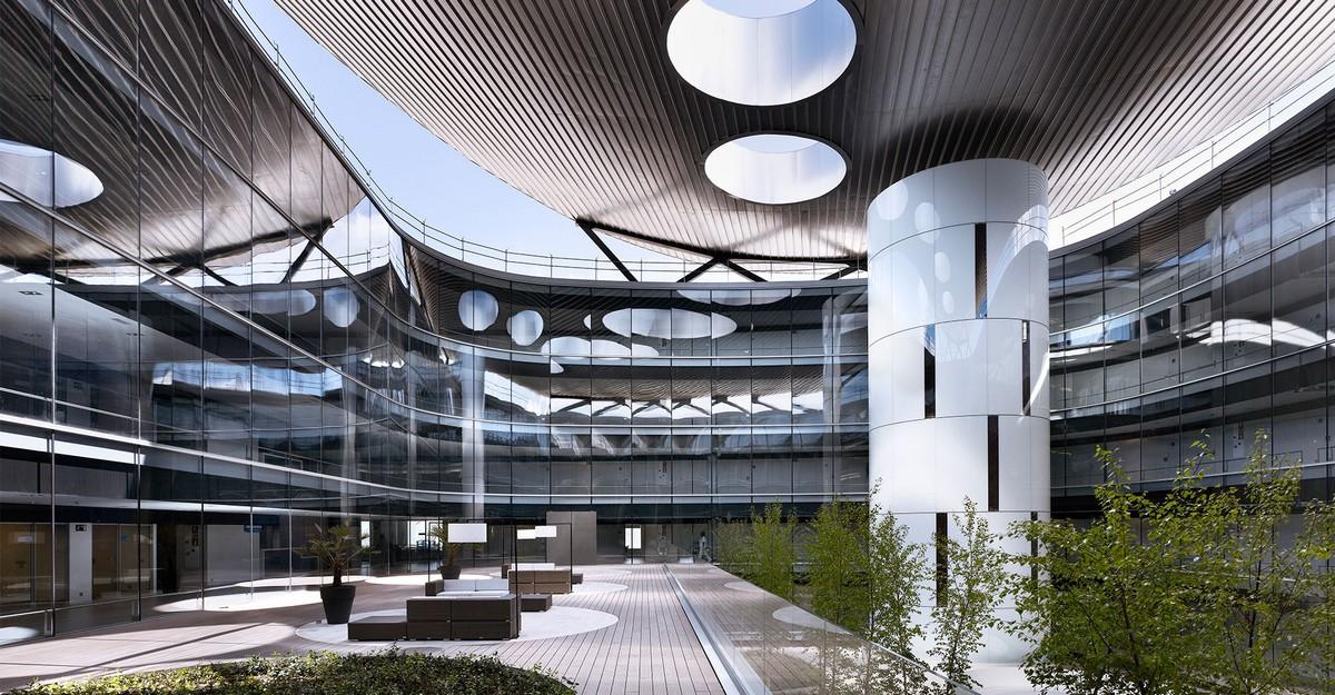 Top Arquitectura: Rafael de la Hoz crea espacios poderosos desde España top arquitectura Top Arquitectura: Rafael de la Hoz crea espacios poderosos desde España 001 03