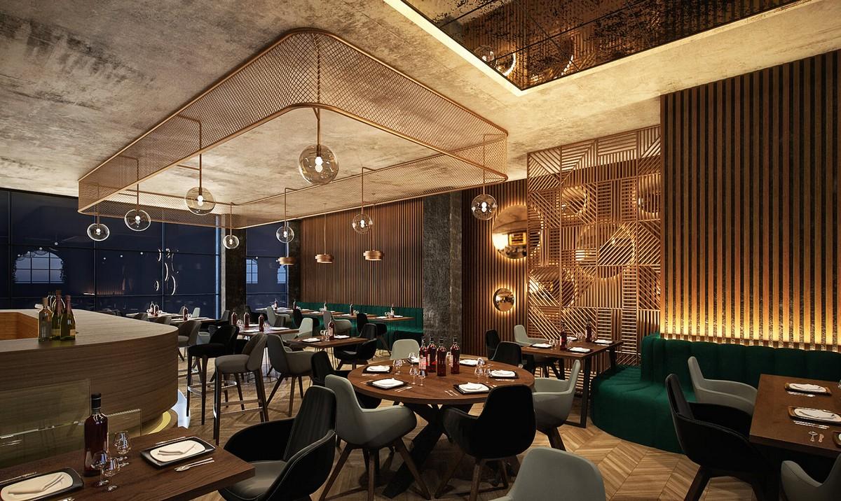 diseño de interiores Diseño de Interiores: Archidom un estudio lujuoso y exclusivo Coast 2