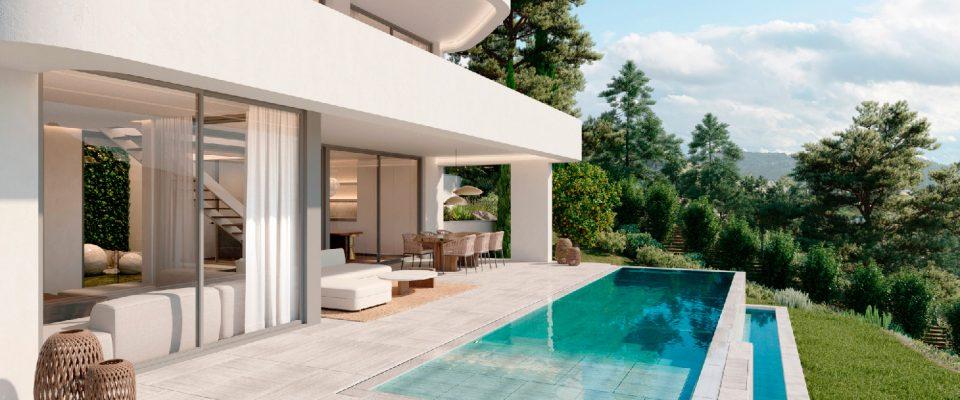 Estudio de Arquitectura: Kloos crea espacios poderosos y lujuosos en España
