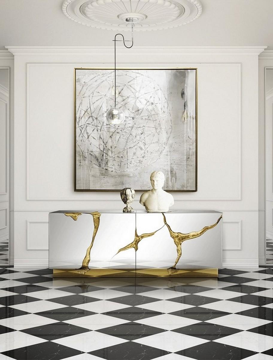 Muebles poderosos: Diseño de Interiores lujuoso y limpio con colores suaves muebles poderosos Muebles poderosos: Diseño de Interiores lujuoso y limpios con colores suaves lapiaz sideboard 04 zoom boca do lobo 3