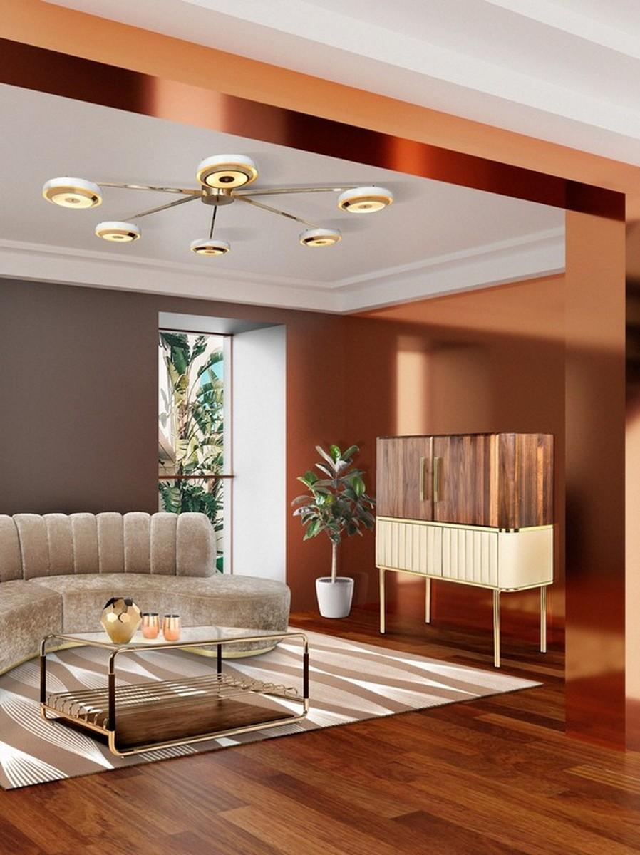 Muebles poderosos: Diseño de Interiores lujuoso y limpio con colores suaves muebles poderosos Muebles poderosos: Diseño de Interiores lujuoso y limpios con colores suaves sala de estar 15 final min 1