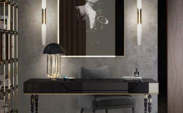 Diseño de Interiores: Ideas lujuosas para una Oficina diseño de interiores Diseño de Interiores: Ideas lujuosas para una Oficina Featured 16 357x220