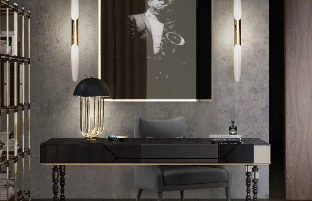 Diseño de Interiores: Ideas lujuosas para una Oficina