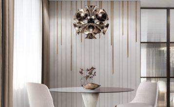 Muebles Modernos: Ideas de Comedores para un Interior lujuoso muebles modernos Muebles Modernos: Ideas de Comedores para un Interior lujuoso Featured 6 357x220