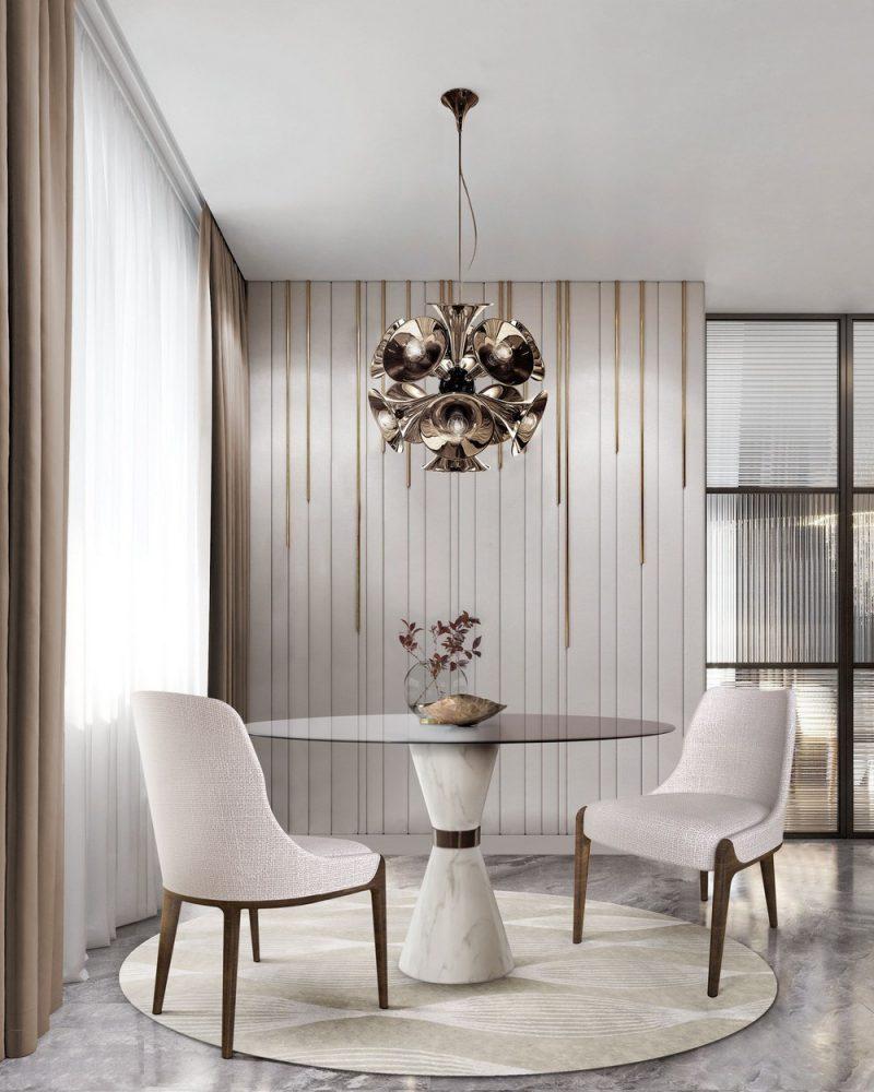 Muebles Modernos: Ideas de Comedores para un Interior lujuoso muebles modernos Muebles Modernos: Ideas de Comedores para un Interior lujuoso Featured 6