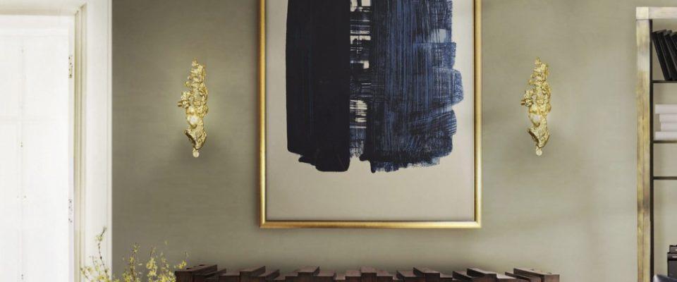 Aparadores Modernos: Ideas para cambiar un Diseño de Interiores lujuoso