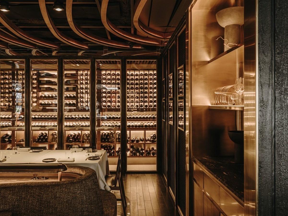 Restaurante lujuoso Leña un nuevo e impresionante espacio en Marbella