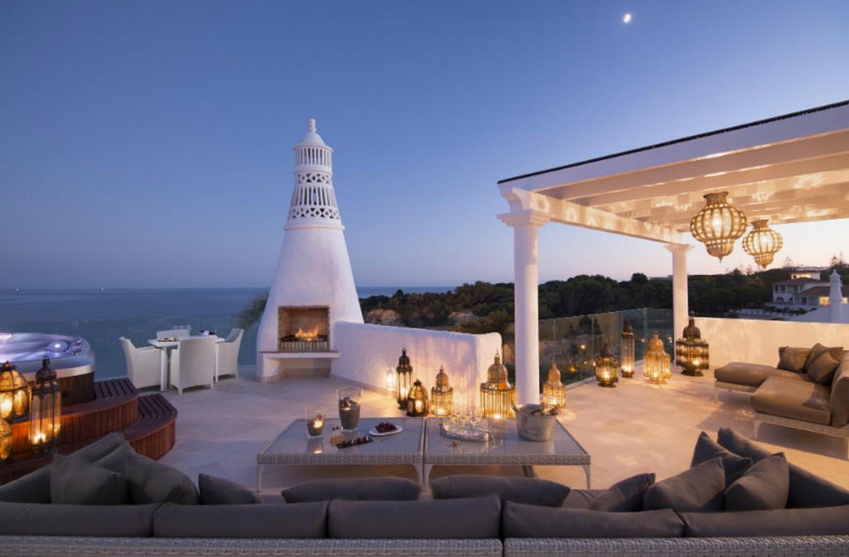 Hotel Exclusivo: Vila Vita Hotel un proyecto elegante y lujuoso en Algarve hotel exclusivo Hotel Exclusivo: Vila Vita Hotel un proyecto elegante y lujuoso en Algarve Villa Trevo Rooftop terrace 1