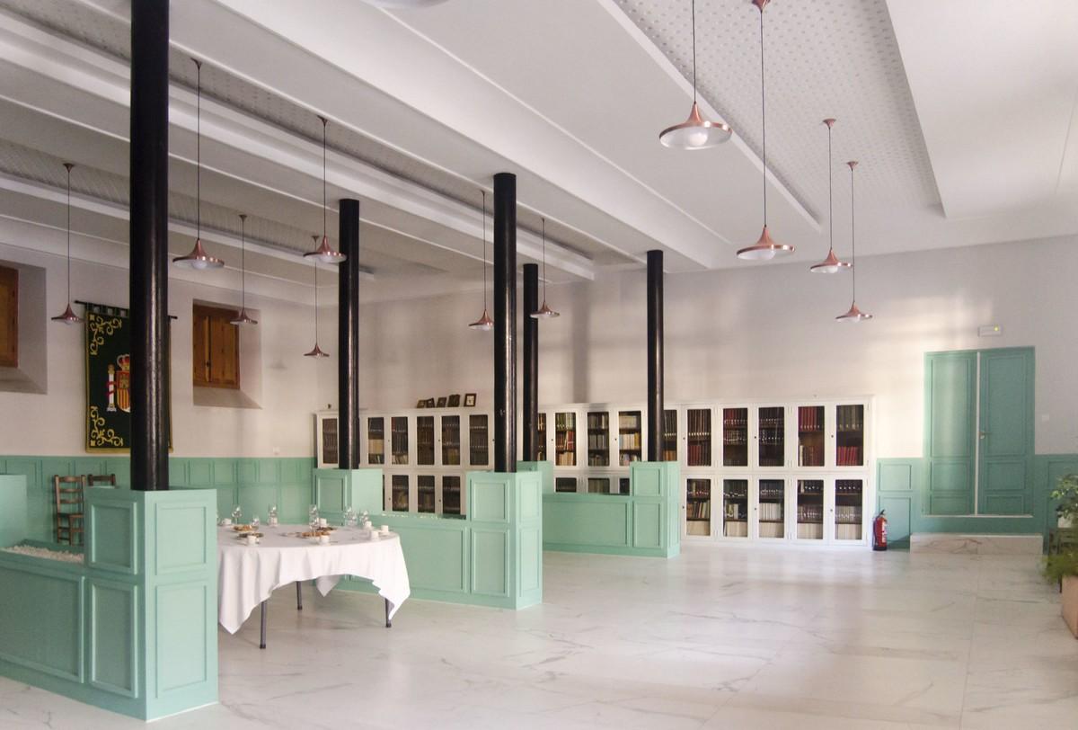 Diseño de Interiores: Emme Studio crea proyectos con experiencias exclusivas diseño de interiores Diseño de Interiores: Emmme Studio crea proyectos con experiencias exclusivas emmmestudiolocalesbibliotecaadministracion