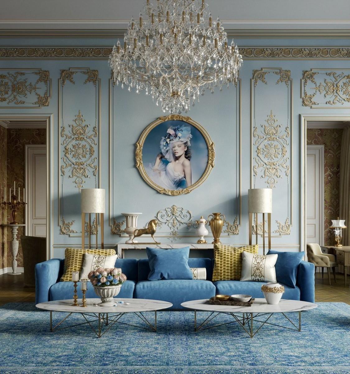 Tendencias de Interiores: Sala de Estar poderosas y lujuosas tendencias de interiores Tendencias de Interiores: Sala de Estar poderosas y lujuosas 15958514f72a53bc5d01f2acf58e929a