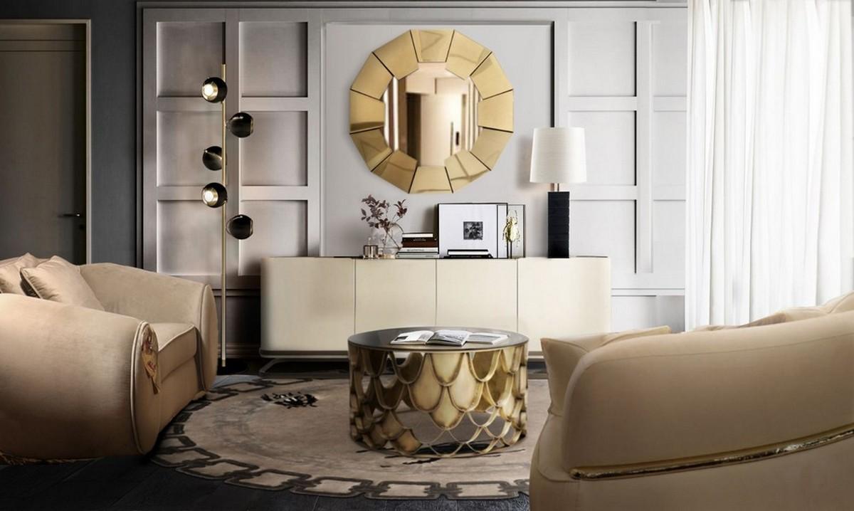 Diseño de Interiores: 5 Espejos para conjugar con un aparador lujuoso diseño de interiores Diseño de Interiores: 5 Espejos para conjugar con un aparador lujuoso 1qqd2H8Q
