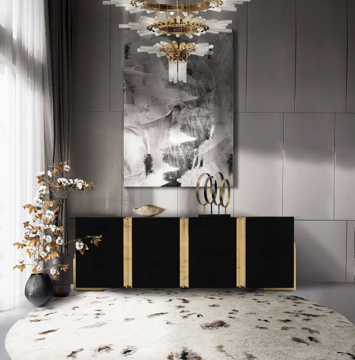 Aparadores lujuosos y elegantes: Color Negra es un misterio aparadores lujuosos Aparadores lujuosos y elegantes: Color Negra es un misterio 462da5e5d0fe869e112aca9ac1a36ced 1
