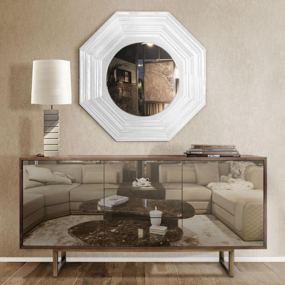 Diseño de Interiores: 5 Espejos para conjugar con un aparador lujuoso diseño de interiores Diseño de Interiores: 5 Espejos para conjugar con un aparador lujuoso AnqaV9 A