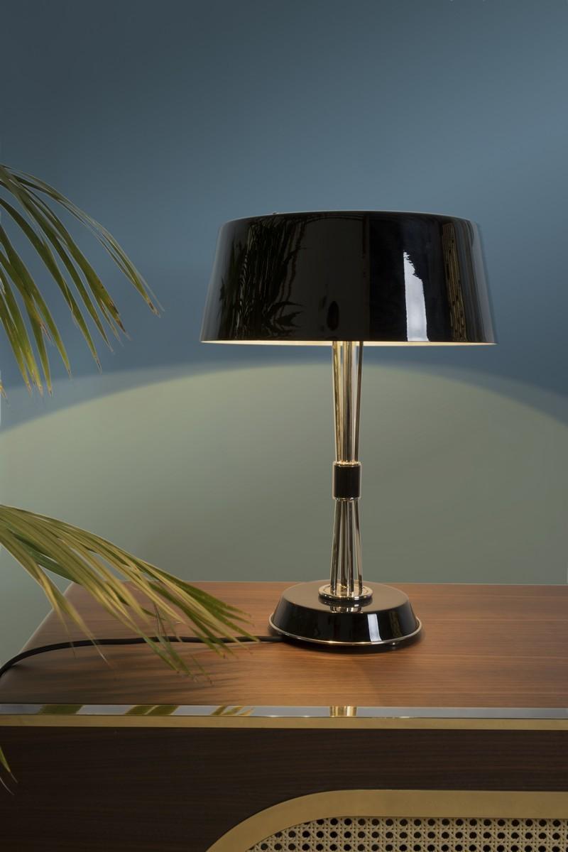 Diseño de Interiores: Lamparas de mesa lujuosas para un proyecto poderoso diseño de interiores Diseño de Interiores: Lamparas de mesa lujuosas para un proyecto poderoso Check out these Lovely Lamps for your Luxury Bedroom 1