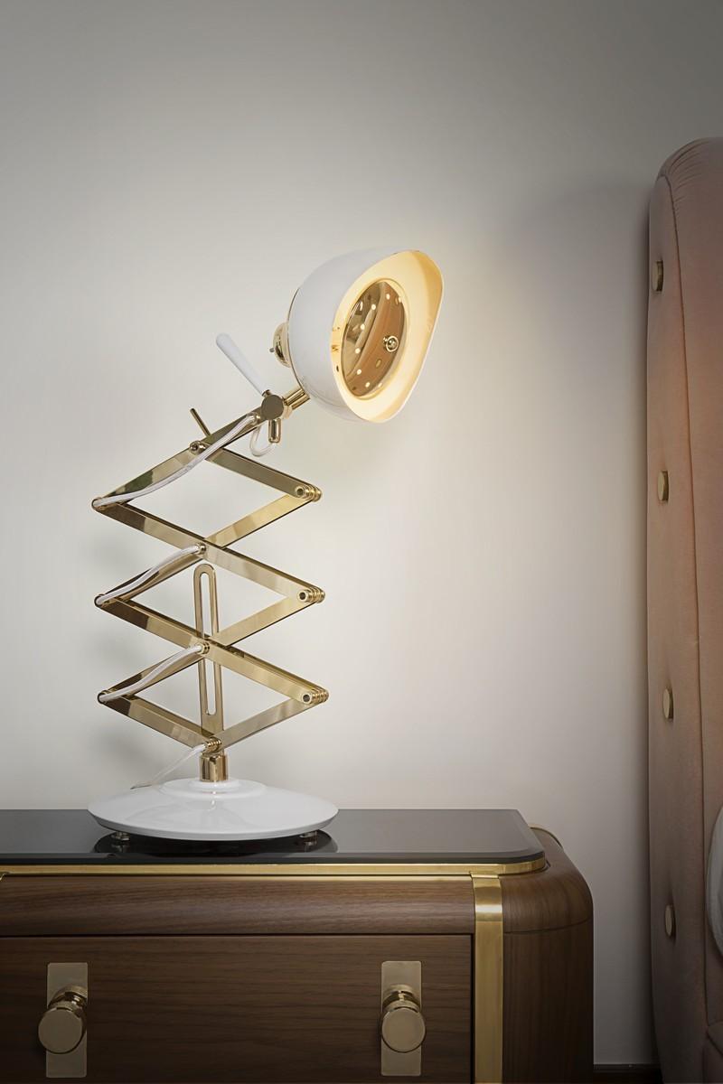 Diseño de Interiores: Lamparas de mesa lujuosas para un proyecto poderoso diseño de interiores Diseño de Interiores: Lamparas de mesa lujuosas para un proyecto poderoso Check out these Lovely Lamps for your Luxury Bedroom 4