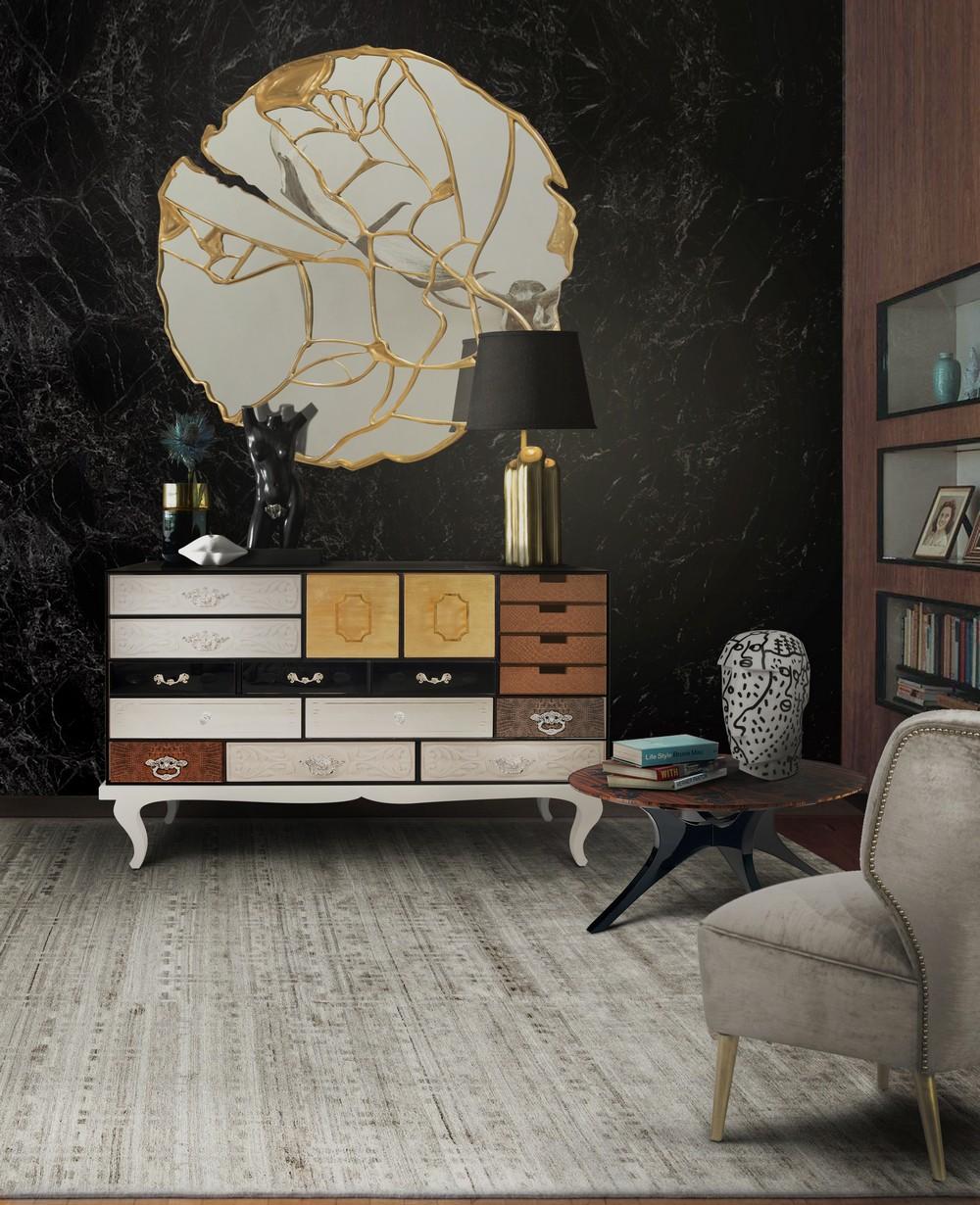 Diseño de Interiores: 5 Espejos para conjugar con un aparador lujuoso diseño de interiores Diseño de Interiores: 5 Espejos para conjugar con un aparador lujuoso Featured 3