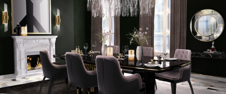Muebles Modernos: Ideas para Sillás de Comedor estupendas