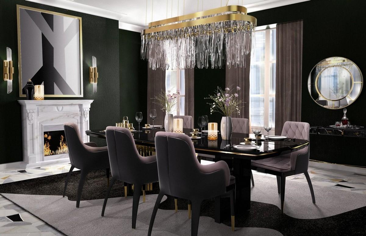 Muebles Modernos: Ideas para Sillás de Comedor estupendas muebles modernos Muebles Modernos: Ideas para Sillás de Comedor estupendas beyond dining table cover 01