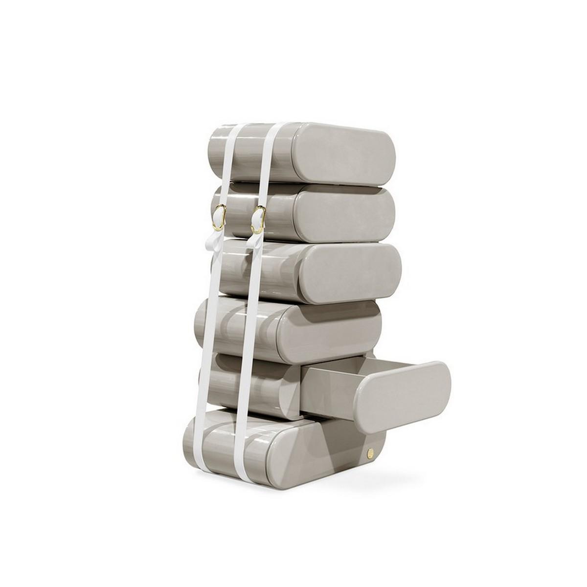 Diseño de Interiores pata niños: Dormitorios con elementos modernos y especiales diseño de interiores Diseño de Interiores para niños: Dormitorios con elementos modernos y especiales cloud chest 6 drawers circu magical furniture 8